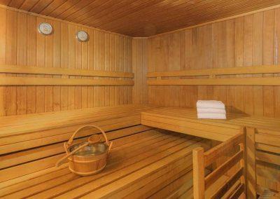 Mercure Hannover Oldenburger Allee Sauna